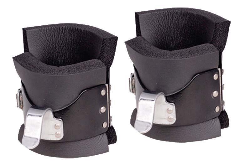 Met deze tunturi hangschoenen kunt u onderste boven hangen om uw lichaam te trainen. u plaatst de ...