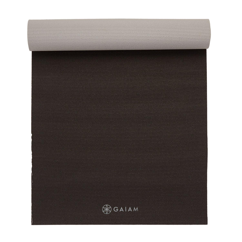 Gaiam Premium Yoga Mat Granite Storm 5 mm