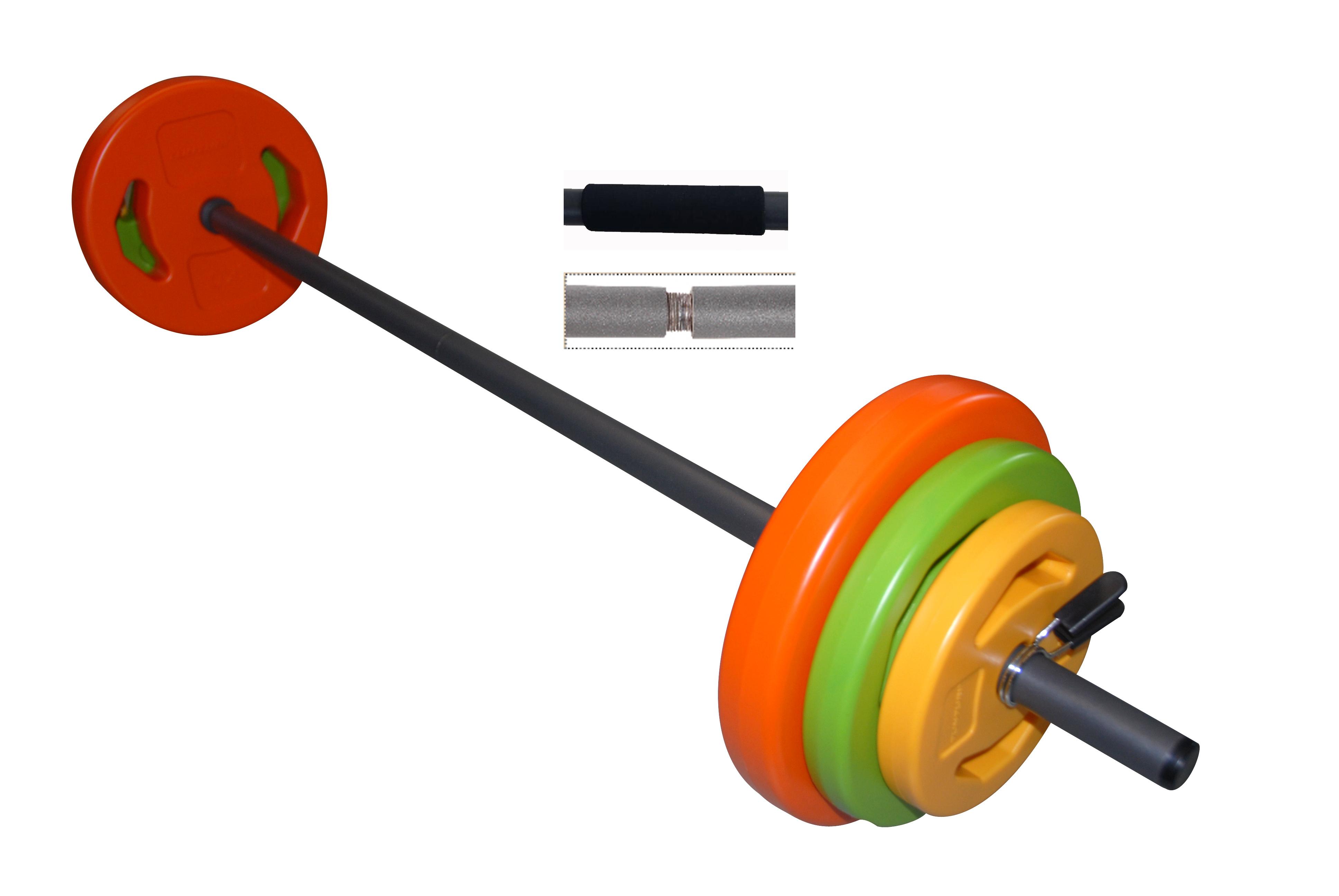 Bodypumpset cement RS Sports 20 kg