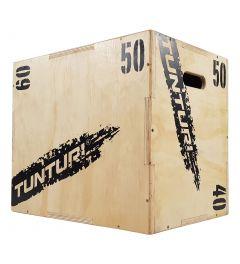 TUNTURI PLYO BOX (40/50/60) hout