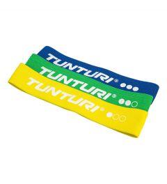 Tunturi Weerstandsbanden textiel l 3 sterktes