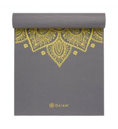 Gaiam Citron Sundial Yoga Mat