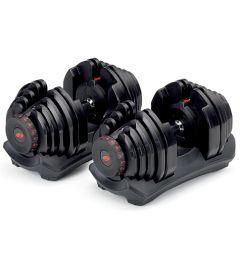 Bowflex Selecttech dumbellset 41kg