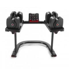Bowflex 560i Smart dumbells + stand