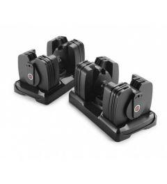 Bowflex 560i Smart dumbells met bewegingssensor l zwart