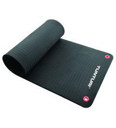 Tunturi Fitnessmat Pro l zwart of blauw l 140 of 180 cm