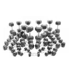 Dumbells Hexa 1 t/m 30 KG