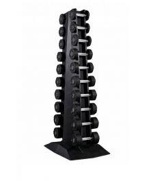 Dumbell toren + PU dumbells 1 t/m 10 kg