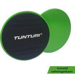 Tunturi Core sliders - Core trainer set - Buikspiertrainer set