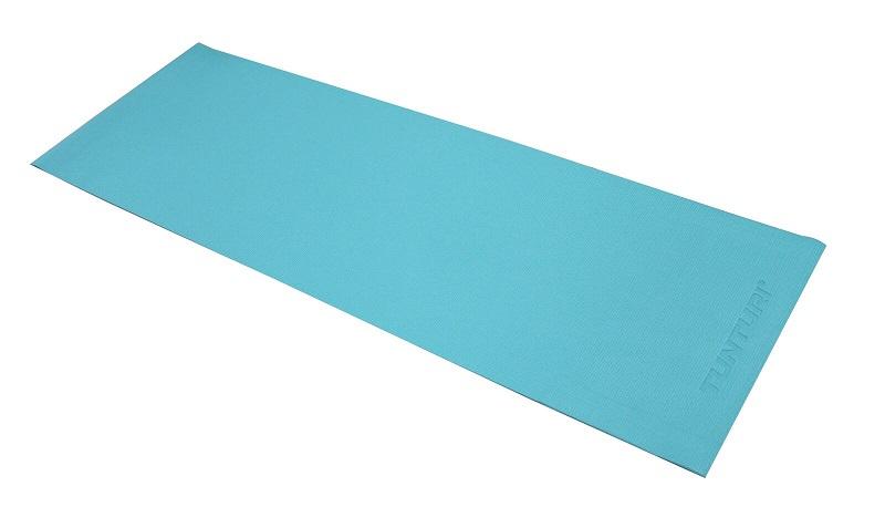 Tunturi PVC Yogamat 4mm Turquoise
