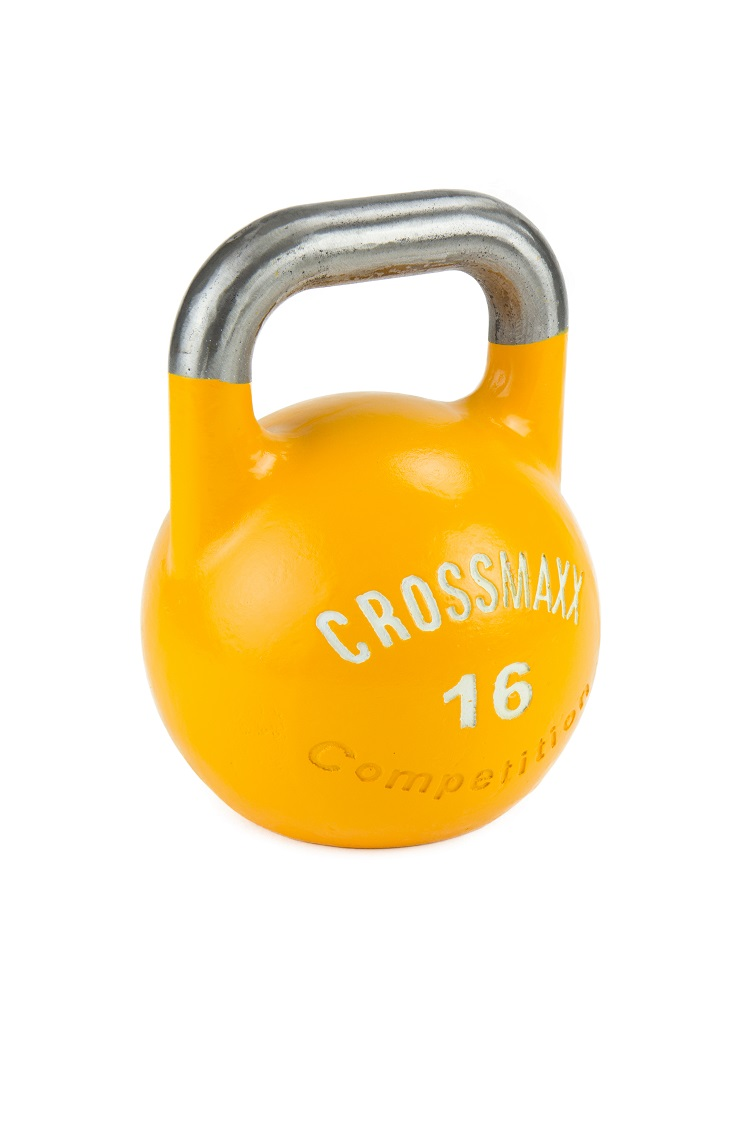 Crossmaxx Competition Kettlebell 16 kg Yellow