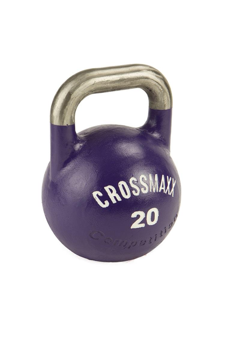 Crossmaxx Competition Kettlebell 20 kg Purple