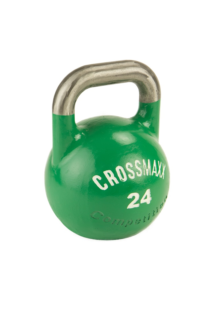 Crossmaxx Competition Kettlebell 24 kg Green
