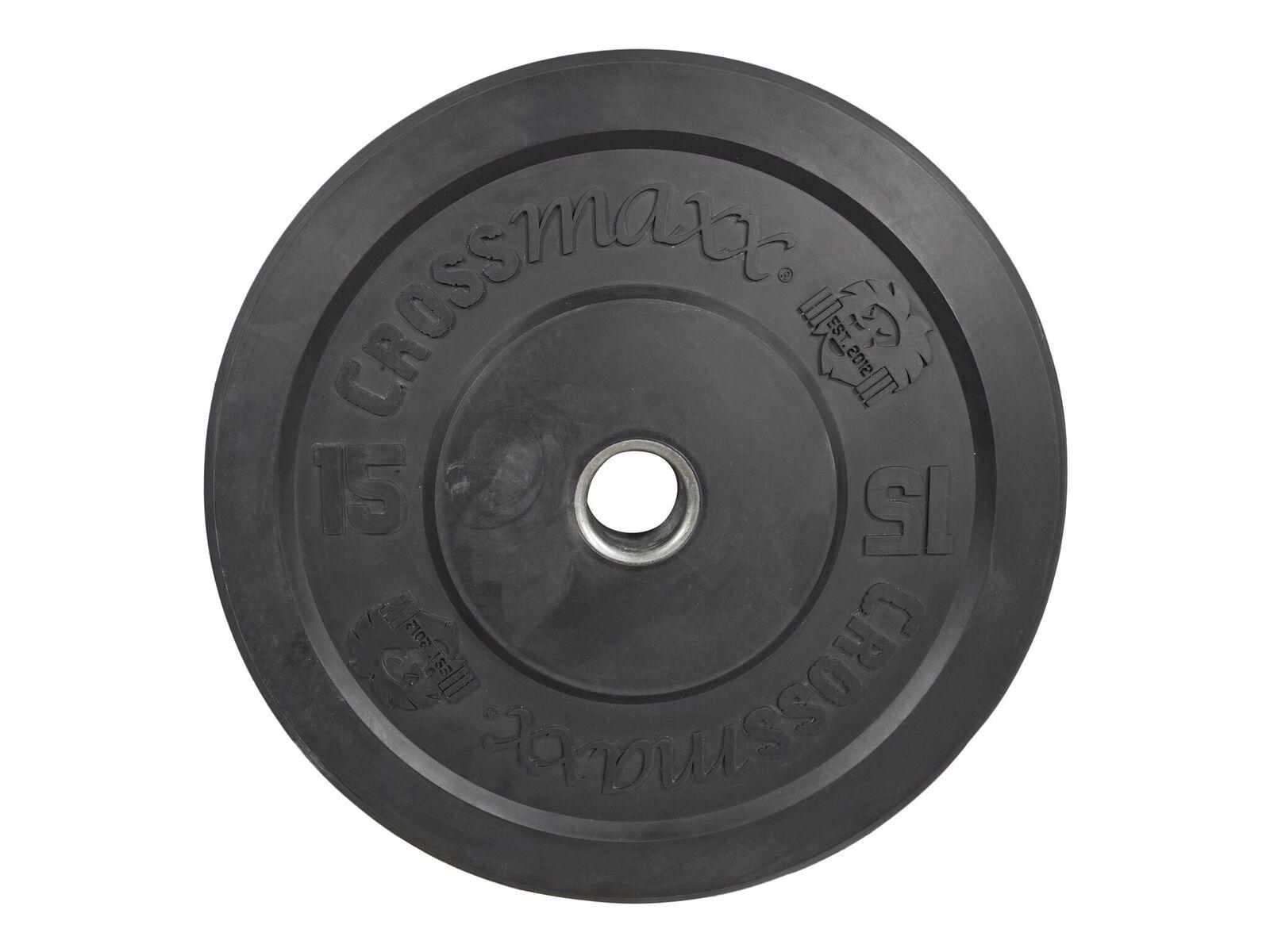 Crossmaxx Bumper Plate 15 kg