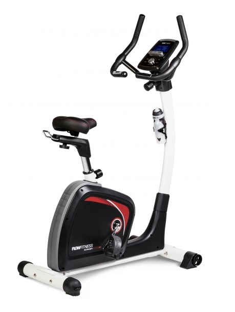 Flow Fitness TURNER DHT250i iConsole Hometrainer