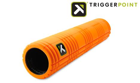 Trigger The Grid 2.0 Foam Roller Zwart