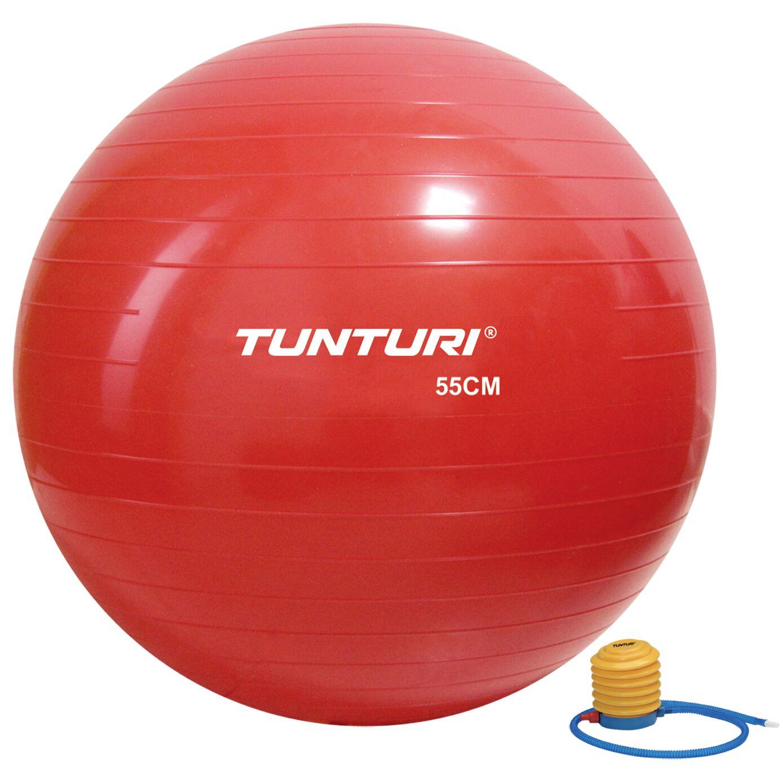Tunturi Gymball 75cm Rood