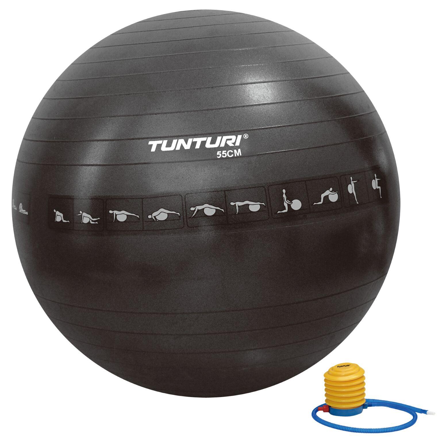 Tunturi Anti-Burst Fitnessbal 55cm